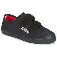 Chaussures Enfant Baskets basses Kawasaki BASIC V KIDS Noir