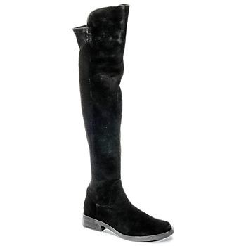 Chaussures Femme Cuissardes Buffalo NUPAN Noir