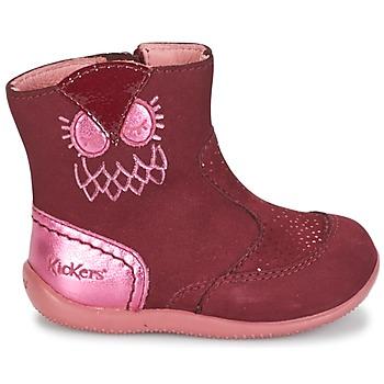 Boots enfant Kickers BRETZELLE