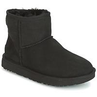 Chaussures Femme Boots UGG CLASSIC MINI II Noir