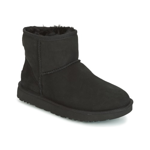 BOTTES ugg Classic Basse Gris