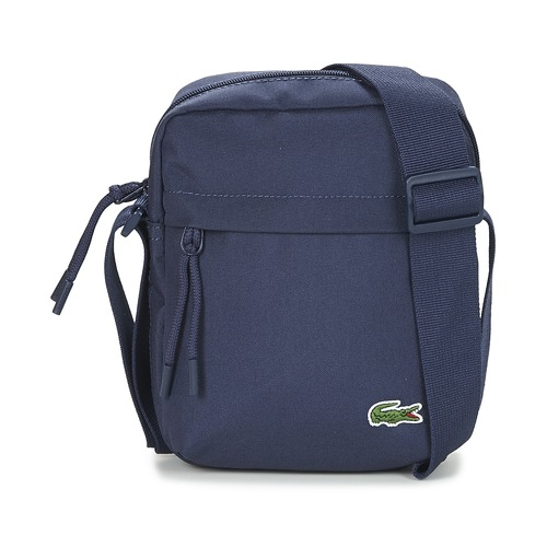 Sacs Homme Pochettes / Sacoches Lacoste NEOCROC Marine