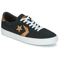 Chaussures Femme Baskets basses Converse BREAKPOINT OX Black / gold