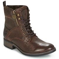 Chaussures Femme Boots Dockers by Gerli LOUZA Café