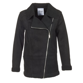 Vêtements Femme Manteaux Betty London HARMI Noir