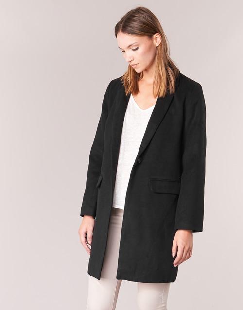 Vêtements Femme Manteaux Betty London HODISSE Noir