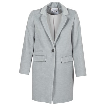 Vêtements Femme Manteaux Betty London HODISSE Gris
