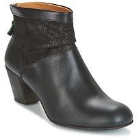 Chaussures Femme Bottines Kickers SEETY Noir