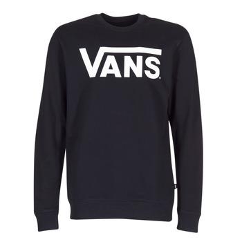 Vêtements Homme Sweats Vans VANS CLASSIC CREW Noir