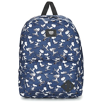 Sacs Sacs à dos Vans OLD SKOOL II BACKPACK Bleu / Blanc