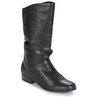 Chaussures Femme Bottes ville Spot on DIURO Noir