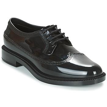Chaussures Femme Derbies Melissa CLASSIC BROGUE AD. Noir