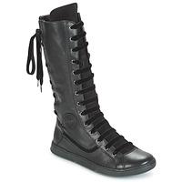 Chaussures Femme Bottes ville Pataugas JINA Noir
