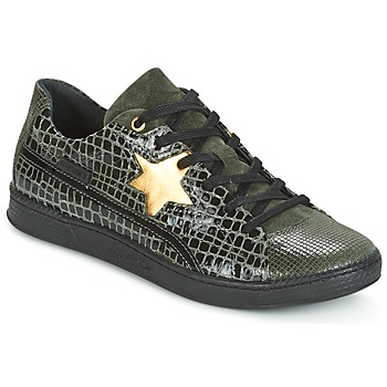 Chaussures Femme Baskets basses Pataugas JOIA Vert / Gris