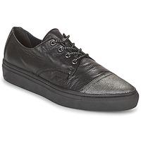 Chaussures Air max tnFemme Baskets basses Pataugas YAK Noir / Argent