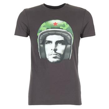 Vêtements Homme T-shirts manches courtes Le Temps des Cerises CUBA Gris