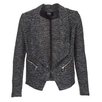 Vêtements Femme Vestes / Blazers Le Temps des Cerises DARLA Gris