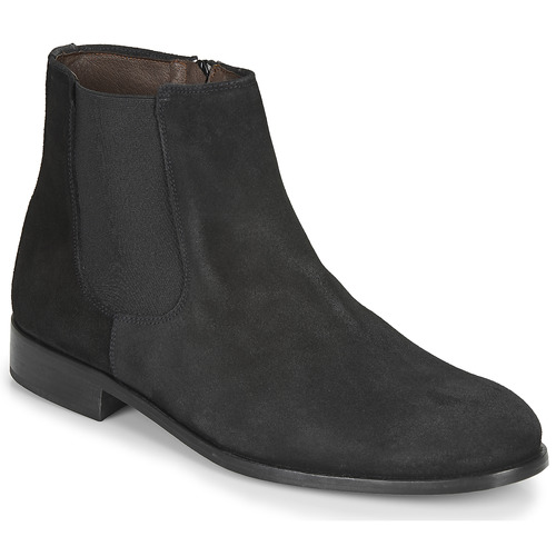 Chaussures Homme Boots So Size HUPA Noir