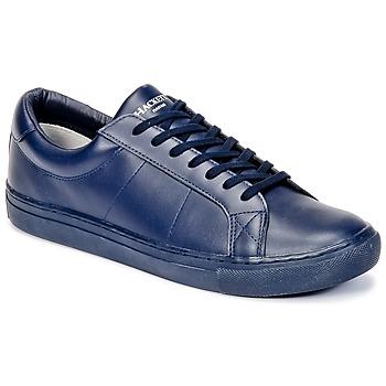 Chaussures Homme Baskets basses Hackett MYF STRATTON Bleu