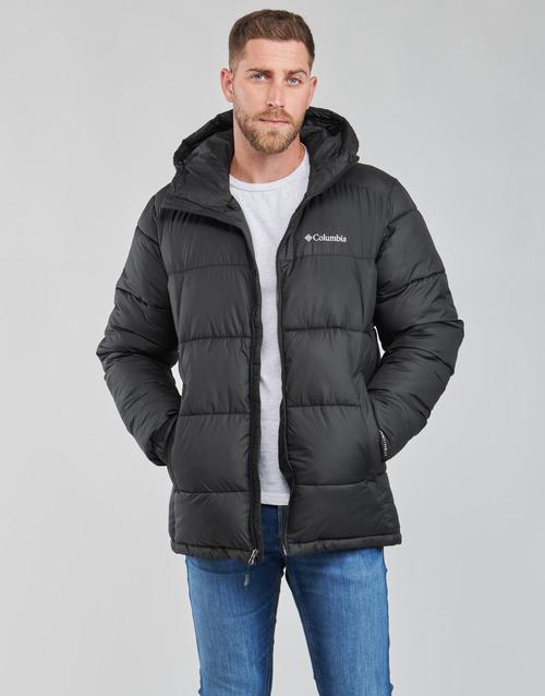 Vêtements Homme Doudounes Columbia PIKE LAKE HOODED JACKET Noir