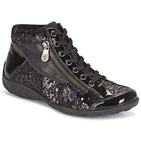 Chaussures Air max tnFemme Baskets montantes Remonte Dorndorf DORA Noir