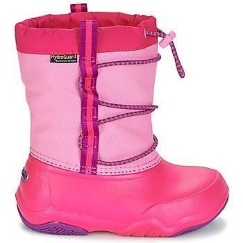 Bottes neige enfant Crocs Swiftwater waterproof boot