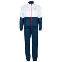 Vêtements Homme Ensembles de survêtement Sergio Tacchini LACKSON TRACKSUIT Marine / Blanc
