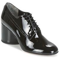 Chaussures Femme Low boots Robert Clergerie KIKI-VERNI-NOIR Noir
