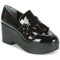 Chaussures Femme Mocassins Robert Clergerie XOCK Noir