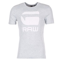 Vêtements Homme T-shirts manches courtes G-Star Raw DRILLON Gris