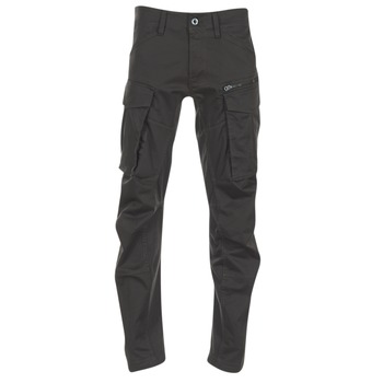 Vêtements Homme Pantalons cargo G-Star Raw ROVIC ZIP 3D TAPERED Raven
