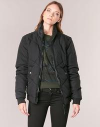 Vêtements Femme Blousons G-Star Raw STRETT CHEVRON JKT Noir