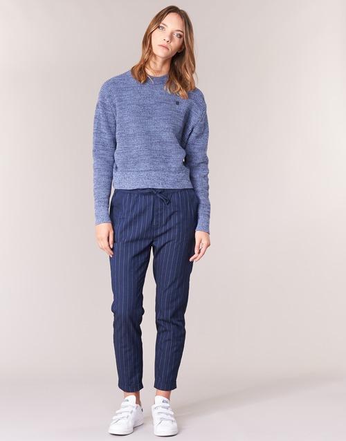 Vêtements Femme Pantalons fluides / Sarouels G-Star Raw BRONSON PS SPORT WMN Bleu