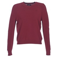 Vêtements Femme Pulls G-Star Raw SUZAKI KNIT Bordeaux