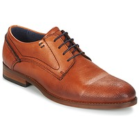 Chaussures Homme Richelieu Coxx Borba BERTO Camel