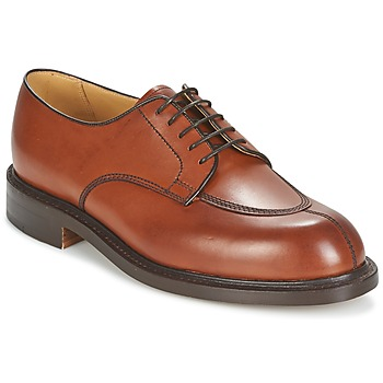 Chaussures Homme Derbies Barker PARIS Rose