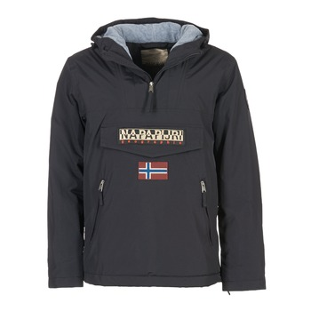 Vêtements Homme Parkas Napapijri RAINFOREST POCKET Noir