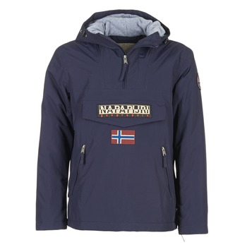 Vêtements Homme Parkas Napapijri RAINFOREST POCKET Marine