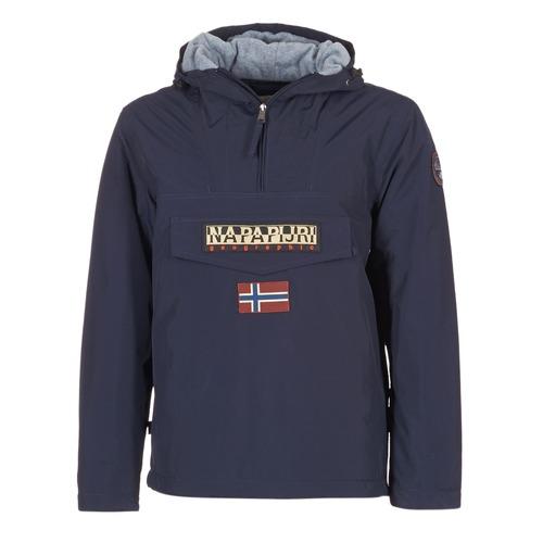 Vêtements Homme Parkas Napapijri RAINFOREST WINTER Marine