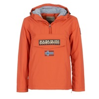 Vêtements Homme Parkas Napapijri RAINFOREST Orange