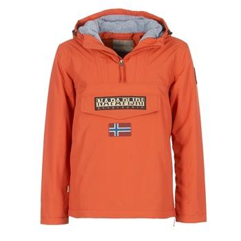Vêtements Homme Parkas Napapijri RAINFOREST Orange