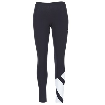 Vêtements Femme Leggings adidas Originals EQT LEGGINGS Noir / Blanc