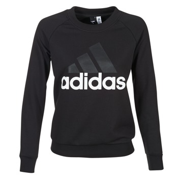Vêtements Femme Sweats adidas Originals ESS LIN SWEAT Noir