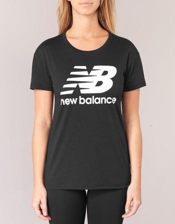 New Balance NB LOGO T Noir / Blanc