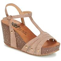 Chaussures Femme Sandales et Nu-pieds Xti  Taupe