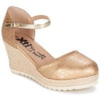 Chaussures Femme Sandales et Nu-pieds Xti  Or