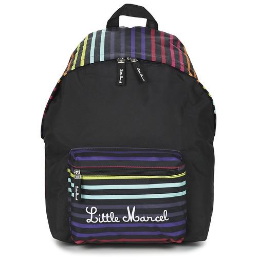 Little Marcel SATURNIN Noir / Multicolore
