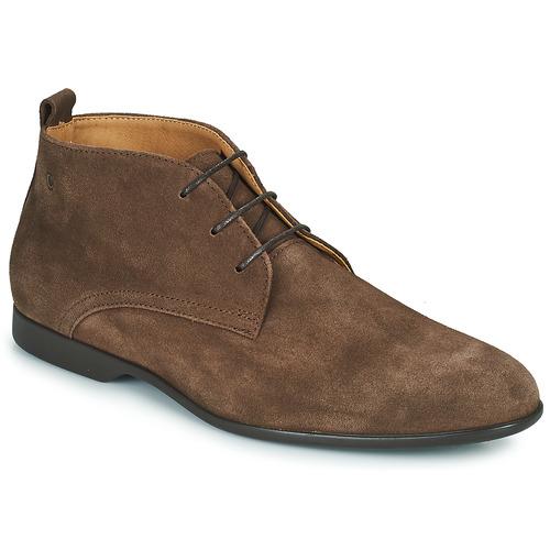 Chaussures Homme Boots Carlington EONARD Marron