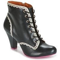 Chaussures Femme Bottines Cristofoli 175309/4 Noir