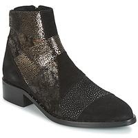 Chaussures Femme Boots Philippe Morvan SILKO V1 CR VEL NOIR Noir